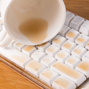 Tip of the Week: How to Save Your Keyboard from a Drink-Spillage Nightmare