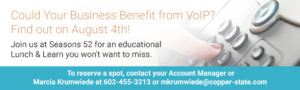 Could Your Business Benefit from VoIP? Find Out on August 4!