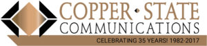 Copper State Communications is celebrating its 35th anniversary.