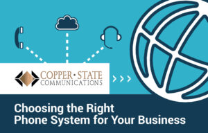 [Infographic] Choosing the Right Phone System for Your Business