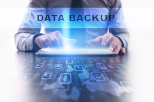 How are you using your network to plan your data backup strategies?