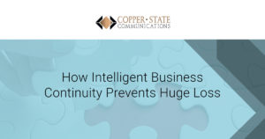 [Infographic] How Intelligent Business Continuity Prevents Huge Loss