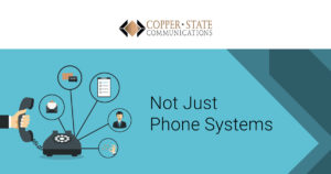 [Infographic] Not Just Phone Systems